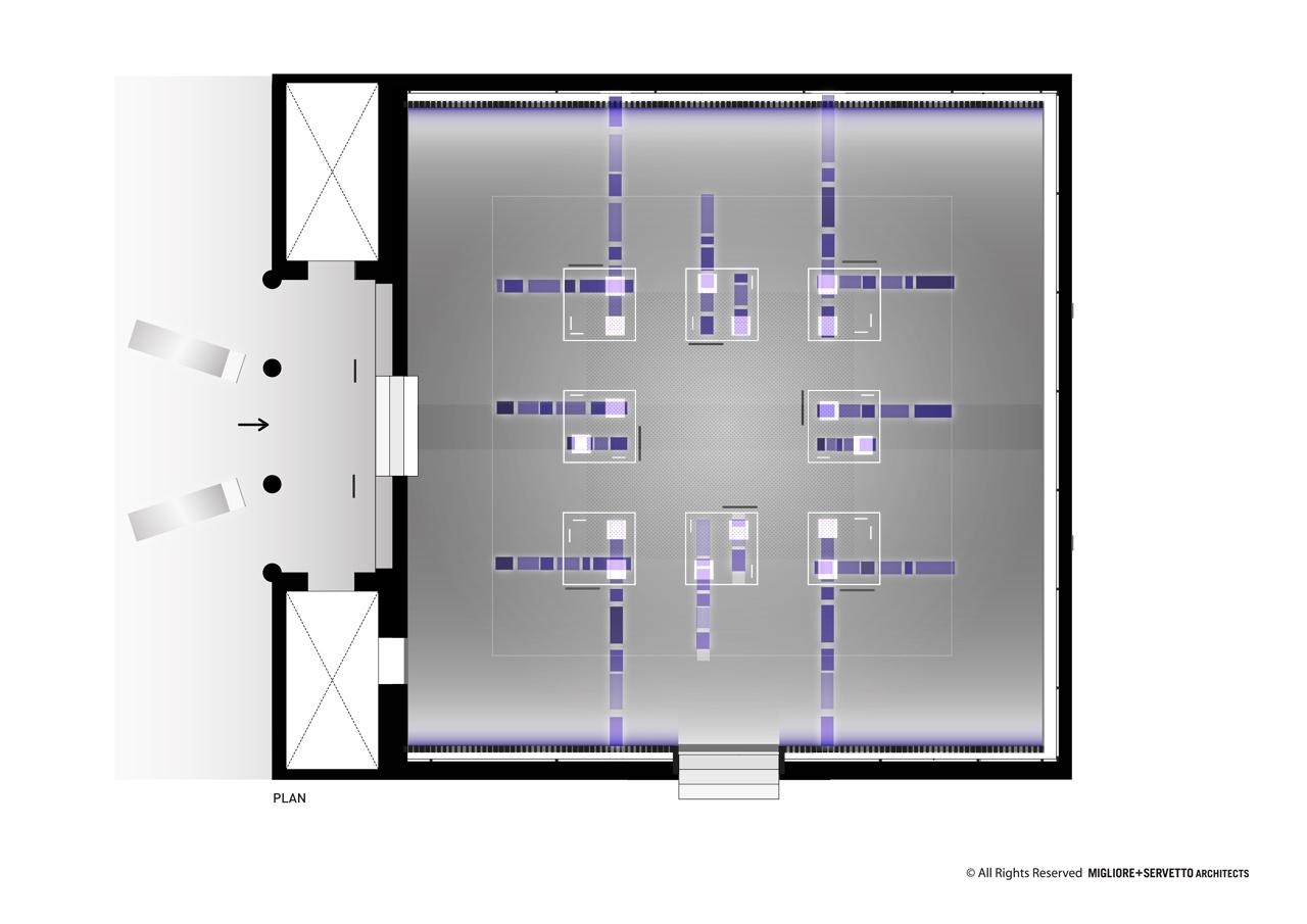 M+S B&B Italia_The perfect density_TRIENNALE_Plan_DEF