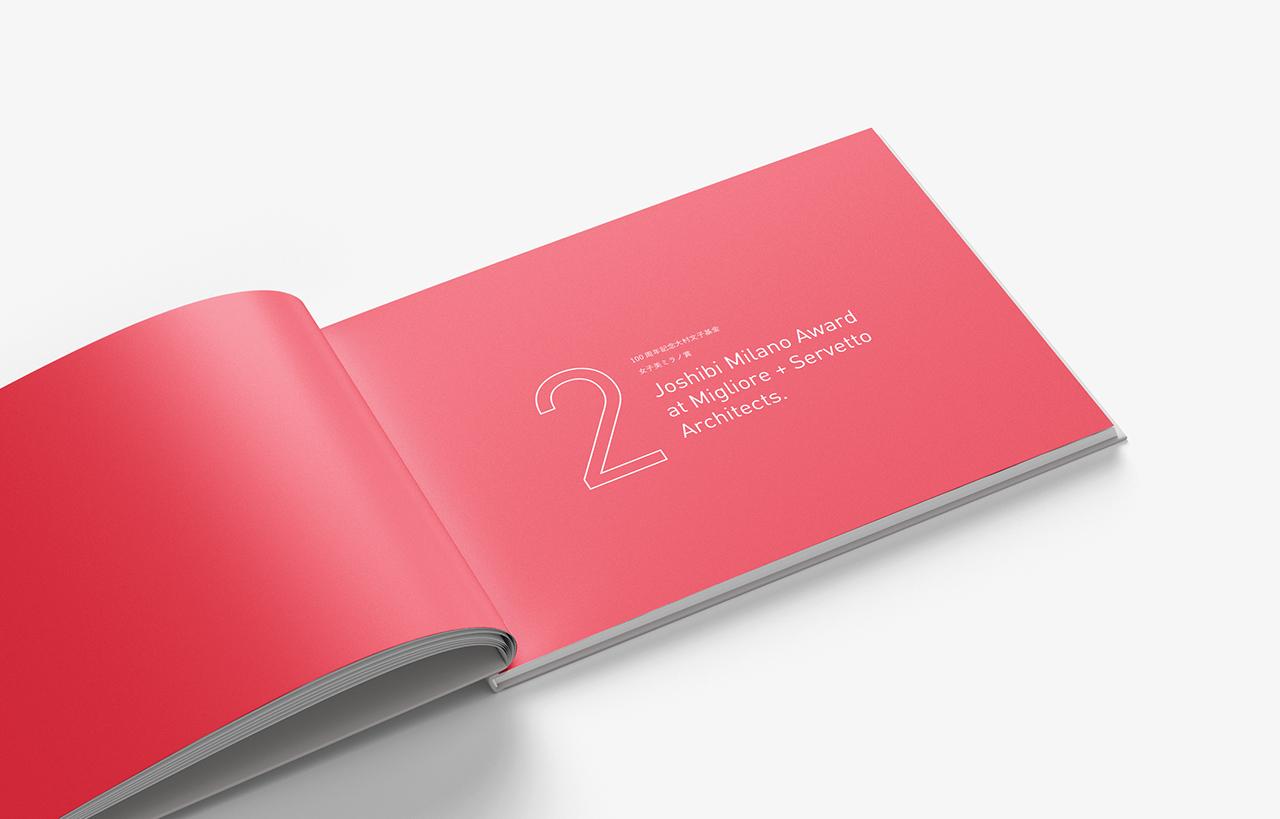 Horizontal book mockup