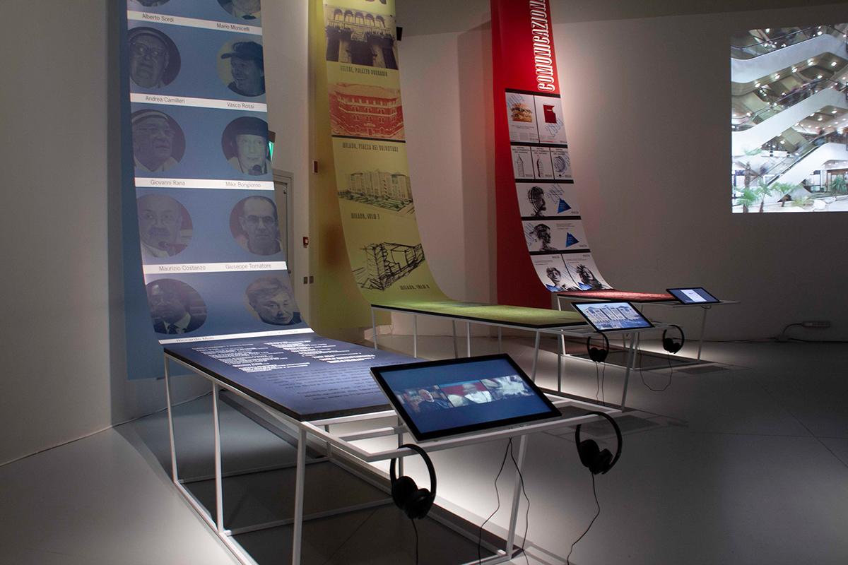 IULM 50 exhibition